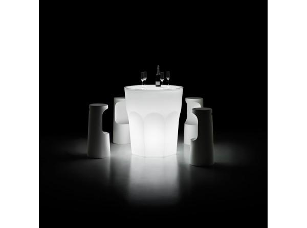 Mesa luminosa Cubalibre